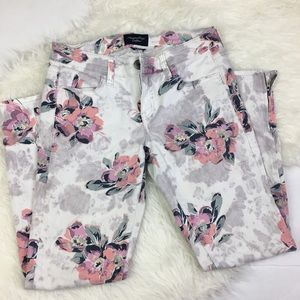 American Eagle Outfitters Floral Jegging